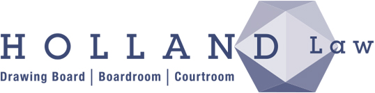 holland-law-logo-design