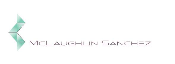 McLaughlien Sanchez Logo